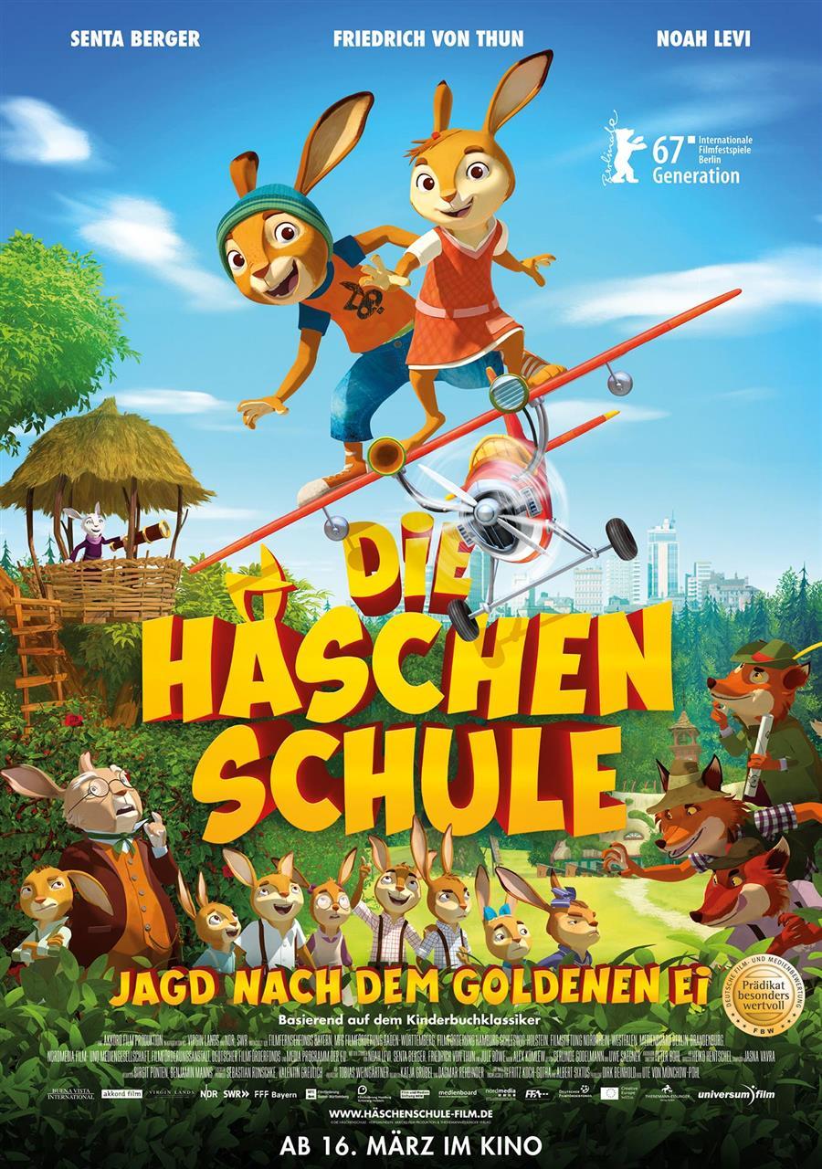 Die Häschenschule Kino